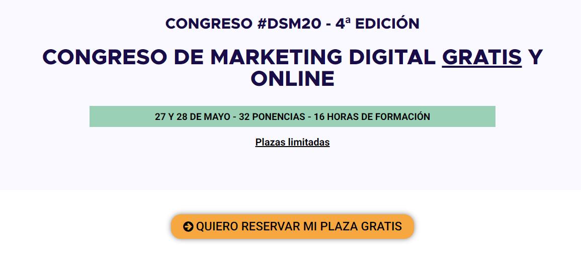 lead magnet congreso de marketing